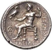 Tetradrachm - Alexander III (Southern Asia Minor or Tarsos) – reverse