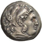 Tetradrachm - Alexander III (Odessos) – obverse