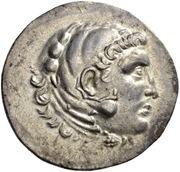 Tetradrachm - Alexander III (Temnos) – obverse
