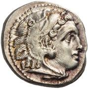 Drachm - Philip III Arrhidaios (Kolophon) – obverse