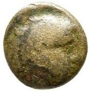 Trihemiobol - Amyntas III (Aigai or Pella mint) – obverse