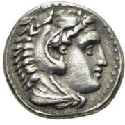 Drachm - Alexander III the Great (Miletos) – obverse