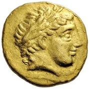 1/12 Stater - Philip II (Pella) – obverse