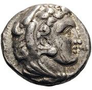 Tetradrachm - Alexander III (Tarsos) – obverse