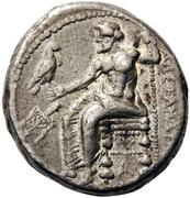 Tetradrachm - Alexander III (Tarsos) – reverse