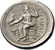 Tetradrachm - Alexander III (Amphipolis) – reverse