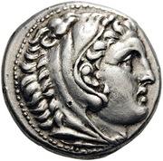 Tetradrachm - Alexander III (Amphipolis) – obverse