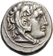 Tetradrachm - Alexander III (Corinth) – obverse