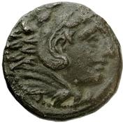 Hemiobol - Alexander III the Great – obverse