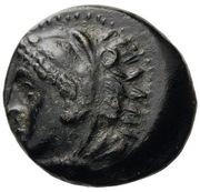 Bronze Æ12 - Philip II (Uncertain mint in Macedon) – obverse