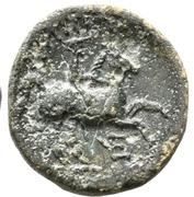 Bronze Æ16 - Philippos II – reverse
