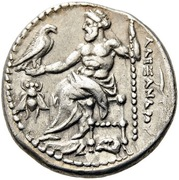 Drachm - Alexander III (Magnesia) – reverse