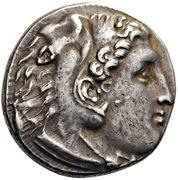 Tetradrachm - Alexander III (Miletos) – obverse