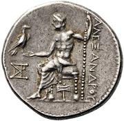 Tetradrachm - Alexander III (Miletos) – reverse