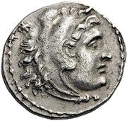 Drachm - Alexander III (Karne) – obverse