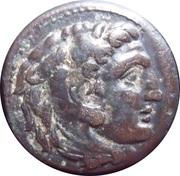 Hemiobol - Alexander III The Great (Kingdom of Macedonia) – obverse