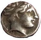 Tetrobol - Philip III Arrhidaeus -  obverse