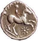 Tetrobol - Philip III Arrhidaeus – reverse