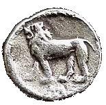 Drachm - Babylon - 328- 311 BC - Successors to Alexander – reverse
