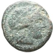 Bronze Æ19 - Kassander – obverse