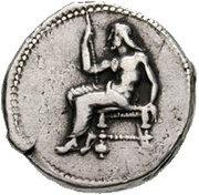 Tetradrachm - Alexander III – obverse