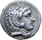 Tetradrachm - Alexander III (Ekbatana) – obverse