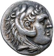 Tetradrachm - Alexander III (Kyzikos) – obverse