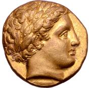 Stater - Philip II (Pella) – obverse
