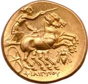 Stater - Philip III Arrhidaios (Amphipolis) – reverse