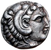 Diobol - Alexander III (Amphipolis) – obverse