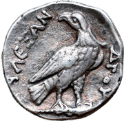 Diobol - Alexander III (Amphipolis) – reverse