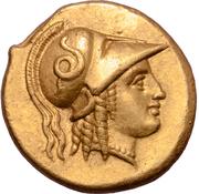 Stater - Alexander III (Miletos) – obverse