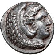 Tetradrachm - Alexander III (Arados) – obverse