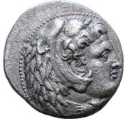 Dekadrachm - Alexander III (Babylon) – obverse