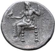 Dekadrachm - Alexander III (Babylon) – reverse