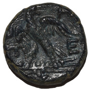 Dichalkon - Perseus – reverse