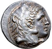 Tetradrachm - Antigonos II Gonatas (Pella) – obverse