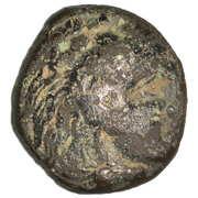 Bronze Æ16 - Alexander III (Kourion) – obverse