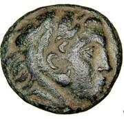 Bronze Æ - Antigonos II Gonatas – obverse