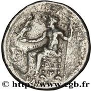 Tetradrachm - Alexander III the Great (Myriandros) – reverse