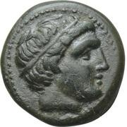 Bronze Æ17 - Alexander III (Miletus) – obverse
