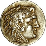 Tetradrachm - Alexander III the Great (Odessos) – obverse