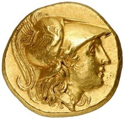 Stater - Philip III Arrhidaios (Abydos) – obverse