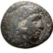 Bronze Æ20 - Kassander – obverse
