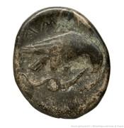 Tetrachalkon - Amyntas III (Aigai or Pella mint) – reverse