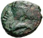 1 Nummus - Gunthamund (Carthage) – obverse