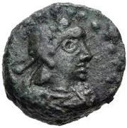 1 Nummus - Thrasamund (Carthage) – obverse