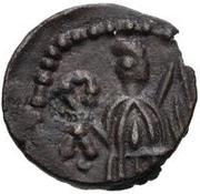 1 Nummus - Thrasamund (Carthage) – reverse