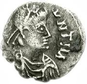 25 Denarii - Gunthamund (Carthage; reversed value) – obverse