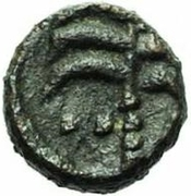1 Nummus - Uncertain King (Carthage) – reverse